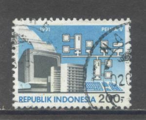 Indonesia 1462  Used