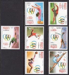 CAMBODIA SCOTT 844-850