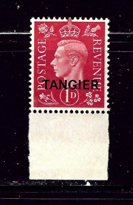 Great Britain offices in Morocco 516 MLH 1937 overprint