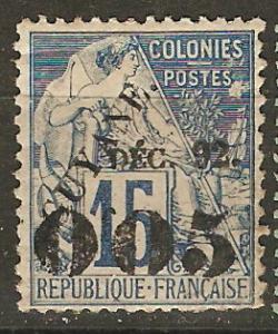 French Guiana 31 Cer 29 MH F/VF 1892 SCV $60.00