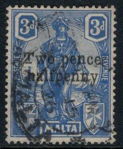 Malta #115  CV $4.50
