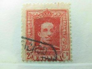 Spanien Espagne España Spain 1922-30 25c fine used stamp A4P6F93
