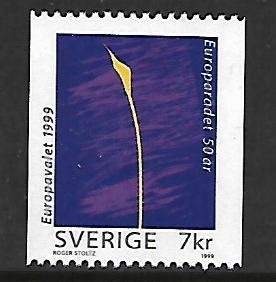 SWEDEN 2347 MNH COUNCIL OF EUROPE ISSUE