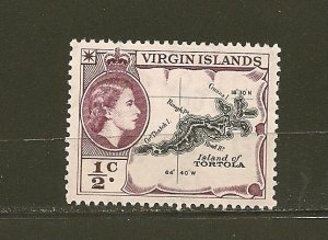 British Virgin Islands 115 MNH