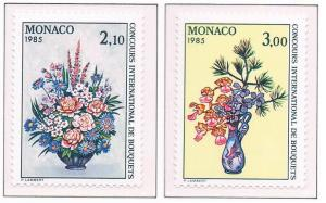Monaco VF-NH #1440-1441
