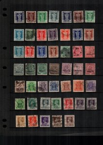 India  47  diff  used and mint   lot collection