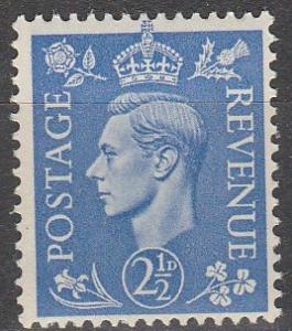 Great Britain #262  MNH   (K880)