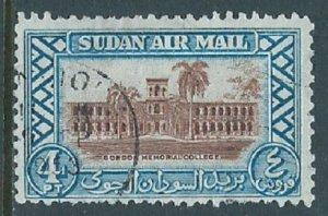 Sudan, Sc #C39, 4pi Used