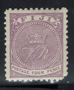 Fiji SG# 56 - Mint Hinged (Perf 11) - Lot 041716