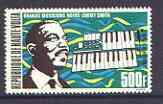 Upper Volta 1972 Famous Negro Musicians 500f Jimmy Smith ...
