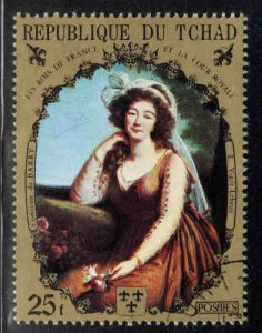 Chad TCHAD Scot 232 Baa Used CTO stamp