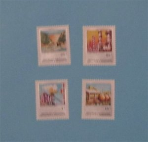 Albania - 1783-86, MNH Set. Five Year Plant Plan. SCV - $4.80
