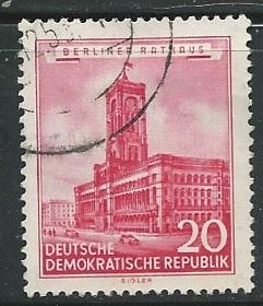Germany DDR = Scott # 268 - Used