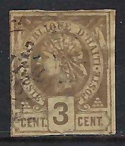 Haiti 3 VFU Y414-1