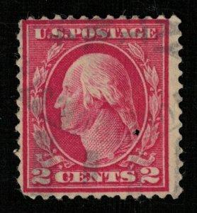 USA 1908 Benjamin Franklin 2с (ТS-1825)