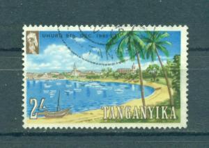 Tanganyika sc# 53 used cat value $.35
