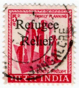 (I.B) India Revenue : Refugee Relief 5p