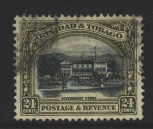 Trinidad and Tobago Sc#40a Used