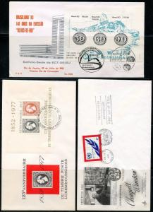 UPU UNIVERSAL POSTAL UNION ET CETERA LOT OF  29  FIRST DAY COVERS  AS SHOWN