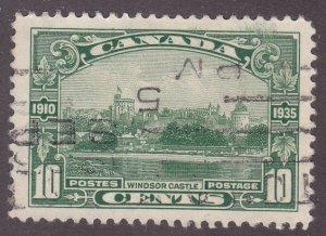 Canada 215 Windsor Castle 1935