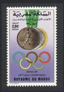 Morocco Olympic Games Seoul SG#753