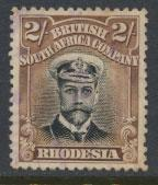 British South Africa Company / Rhodesia  SG214 -  Used / FU  see details / scans