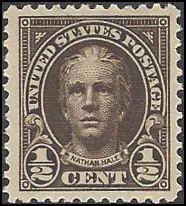 551 Mint,OG,NH... SCV $0.50