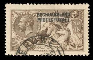 Bechuanaland Scott 92b Gibbons 86 Used Stamp