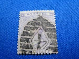 GREAT BRITAIN  -  SCOTT #39  -  Used      (brig)