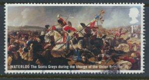 Great Britain SG 3725 Sc# 3410  Used  Waterloo