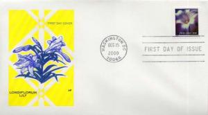 United States, First Day Cover, Flowers