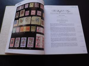 Stamp Auction Catalog Spink May 2011 French Colonies Stamps  Hard Cover