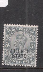 India Jind SG 64b MOG (6dlo)