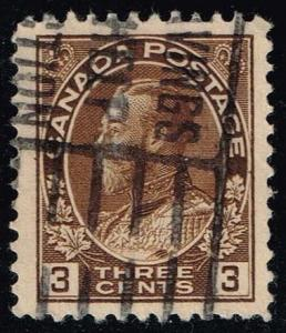 Canada #108 King George V; Used (0.25)