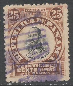 PANAMA 192 VFU H1147-2