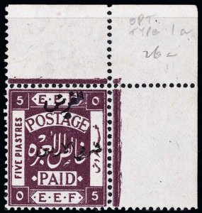 Jordan Scott 27a Gibbons 26a Never Hinged Stamp