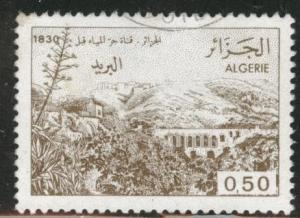 ALGERIA Scott 746C used stamp 1984