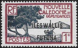 1928 NEW CALEDONIA  SC# 136 - MNH OG - CV$ .50 -