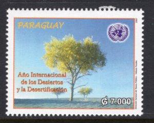 Paraguay 2848 MNH VF