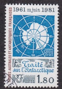 French Southern Antarctic Terr. # 94 used, 1/2 Cat.