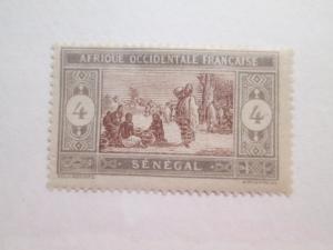 Senegal #81 MH