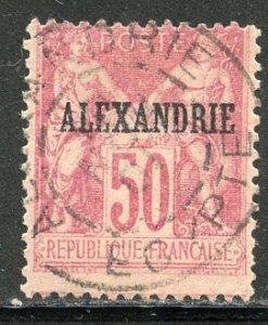 alexandria # 12, Used. CV $ 17.50