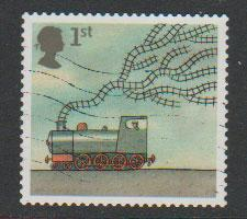 Great Britain SG 2716 Used