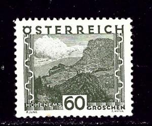 Austria 337 MNH 1929 issue