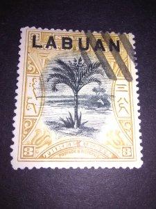 Labuan 1901 Postage Due