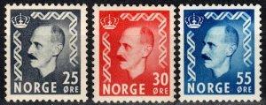 Norway #322-4 CV $22.90 (X499)