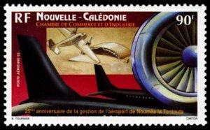New Caledonia 1993 Scott #C255 Mint Never Hinged