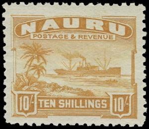 Nauru Scott 17-30 Gibbons 26A-39A Mint Set of Stamps