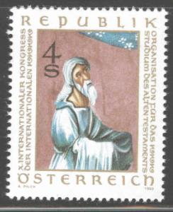Austria Scott 1161 MNH**  1980 Bible illustration