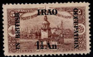 Mesopotamia British occupied IRAQ Scott N31 MH*